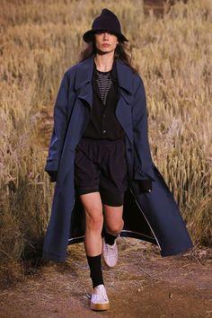 #PFW: AMI Spring Summer 2019 Menswear Collection