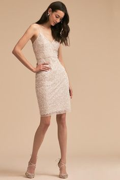 Ivory Katrine Dress | BHLDN