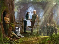 Leesil and his companions — his beloved Magiere, the sage Wynn, and their canine protector, Chap. they still face the perils of the Elven Territories, a culture of tranquil beauty, savage customs, ...