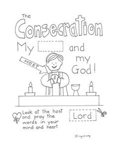 This booklet will help my students understand the holiness of the Consecration.
