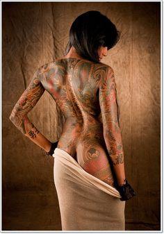 tribal tattoos for women 6