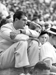 1936, Dans les tribunes | Photo: Paul Wolff Jeux