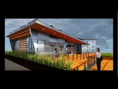 Texas Students' ADAPT Home Design Puts Abundant Desert Sunlight To Good Use. #SolarPower