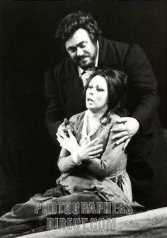 """Mirella Freni & Luciano Pavarotti - La Boheme - """"Sono andati"""" ~~~~ My husband and my absolute favorite opera.  Also, loved the voice of Mirella Freni"""