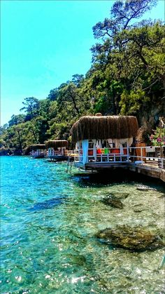 Göcek Fethiye Mugla / Türkei ❉ღ Ϡ ₡ ღ✻↞❁✦ 彡 ● ⊱❊⊰✦❁ ڿڰ❁ ℓα-ℓα-ℓα вσηηє νιє ♡ (✿) ❀‿ ❀ ♡ · ✳︎ · · · ✳︎ WED September 2016 ✨ gu . Wonderful Places, Beautiful Places, Beautiful Beautiful, Beautiful Pictures, Places To Travel, Places To See, Visit Turkey, Turkey Travel, Holiday Destinations