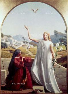 Annunciazione, Dalsgaard Christen