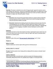 """This Close Reading in the Classroom Lesson Plan is suitable for - Grade. Close reading is key to the analysis and interpretation of literature. A close reading of the title and the epigraph of """"The Love Song of J. Reading Difficulties, Close Reading, Love Songs, Literacy, Literature, Classroom, Teacher, How To Plan, Literatura"""