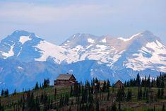 HIKE: Sperry Chalet in Glacier National Park