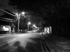 Zonas siniestras, pero seguras. Miraflores, Guayaquil.