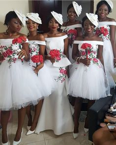 Too much sauce  #Bridesmaids la hot @divafashiva @phat__slim @shandana0 @thebrowneeh @rebel_cath @i_am_jade11 #NigerianWedding #NWbms