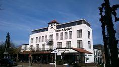 Neon lichtreclame van Hotel Spijker Beek-Ubbergen