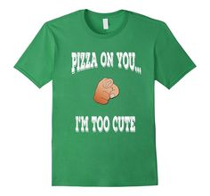 Funny Pizza lover T-Shirt | Foodie Cutie For Women Tee