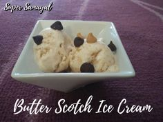 Quck and Easy Butterscotch Ice Cream Butterscotch Ice Cream, Allrecipes, Easy, Desserts, Food, Tailgate Desserts, Deserts, Meals, Dessert