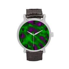Alien Sea Wrist Watch