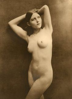 NUS No 90 1920 u0026 39 s French vintage nude photography 1920 porn