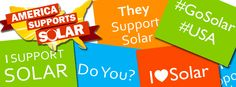"Join solar supporters from across the nation and around the world for National ""Shout Out For Solar"" Day on January 24, 2014."