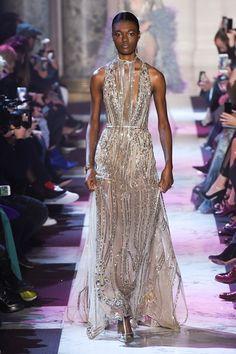 Sfilate Elie Saab - Alta Moda Primavera Estate 2018 - Collezione - Vanity Fair