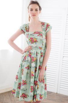 19e8f9566a6d3 Laura Dress in Vita - Laura Dress - Dresses - Lazybones