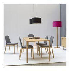 TRATTO Esszimmertische Holzfarben Holz