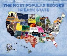 The Most Downloaded Books In Each State