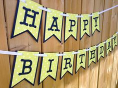 Custom navy and lime dot Banner, Banner, Birthday Banner, Happy Birthday Banner, Birthday Decorations, Boy Birthday, First Birthday by JaeMakes on Etsy 1st Birthday Banners, Birthday Decorations, Boy Birthday, Sun Holidays, Happy 1st Birthdays, Card Stock, Lime, Dots, Party