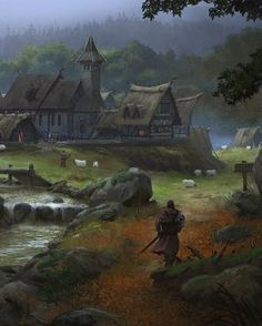 Returning Home by Klaus Pillon