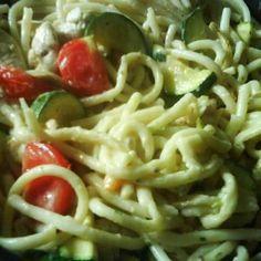 Egy finom Spagetti cukkinis csirkemellfalatokkal ebédre vagy vacsorára? Spagetti cukkinis csirkemellfalatokkal Receptek a Mindmegette.hu Recept gyűjteményében!