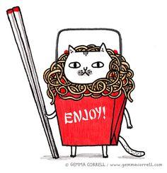 gemma correll and her merry band of misfits: New York City Cats (they ain't too smart) Crazy Cat Lady, Crazy Cats, 3d Templates, Web Design, Cat City, Cat Comics, Cat Character, Love Art, Funny Cats