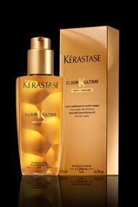 Kerastase Elixer - Love this stuff! Can be used on damp hair, before blowdrying and afterwards. Good multi-purpose product for soft and shiny hair. Smells great too. Beauty Box, Hair Beauty, Damp Hair Styles, Shiny Hair, Hair Oil, All Things Beauty, Hair Type, Hair Products, Styling Products