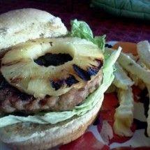 Burgers: Teriyaki Onion Burgers