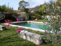 la piscine du château
