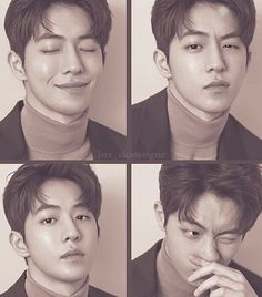 "has posted these stunning ""behind the scenes"" photos from Wookie's latest pictorial for 😍😍😍💖💖💖 I won't post all of… Nam Joo Hyuk Smile, Nam Joo Hyuk Tumblr, Nam Joo Hyuk Cute, Nam Joo Hyuk Selca, Jong Hyuk, Lee Jong Suk, Nam Joo Hyuk Wallpaper, Joon Hyung, Bride Of The Water God"