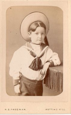 Victorian Boy. Carte de Visite (CDV) Vintage Photograph . Notting Hill. London. UK.   c 1880s by LilyDuckDesigns on Etsy