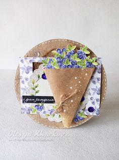 mona-design-paper-cone-blueberry-cardmaking-Olesya-Kharkova
