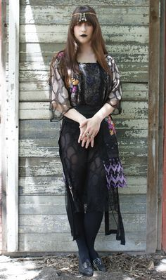 Boudoir Queen Edwardian Upcycled Clothing