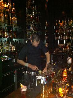 Het ideale kader voor een lekkere en originele cocktail. Veel soorten Gin