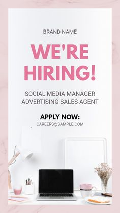 How to Write A Job Advertisement Template - How to Write A Job Advertisement Template , Job Ads Examples Sample Letter format for Job Request Resume Advertisement Template, Job Advertisement, Job Ads, Advertising, Hiring Poster, Recruitment Ads, Create Flyers, Promotional Flyers, Display Ads