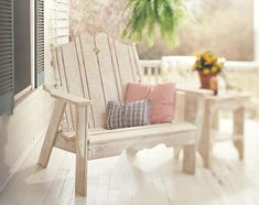 Shop this uwharrie chair nantucket wood loveseat from our top selling Uwharrie Chair loveseats. PatioLiving is your premier online showroom for patio seating and high-end outdoor furniture. Outdoor Garden Bench, Outdoor Chairs, Outdoor Decor, Indoor Outdoor, Porch Garden, Outdoor Ideas, Outdoor Living, Bench Furniture, Outdoor Furniture