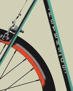 2011 Artcrank poster by Allen Peters