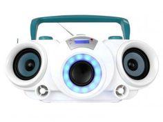 Som Portátil Entrada USB MP3 - Bluetooth 3.0 AM/FM Philco PB350 BTB