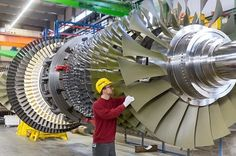 """Industrial conglomerate Siemens said Tuesday it would slash jobs worldwide at its gas and power unit, including in its home country Germany, """"over several years"""". Cities In Germany, Gas Turbine, Energy Industry, Power Unit, Jet Engine, Heat Exchanger, Mechanical Engineering, Oil And Gas, Motors"""