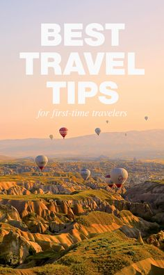Here are the best travel tips and tricks we have gathered after three years of traveling the world...