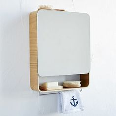 Universal Expert Bathroom Cabinet #westelm