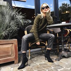 "2,380 Likes, 141 Comments - Sacha Elisabeth Anne (@sachaea) on Instagram: ""Saturday coffee in @secondfemale ☕️ #antwerp #coffeebreak #secondfemale #mango #sandroparis"""