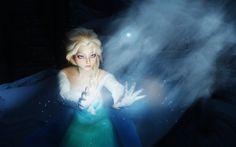 Elsa in Skyrim Disney Frozen, Walt Disney, Frozen Memes, Frozen Fan Art, Elsa Anna, Skyrim, Olaf, True Love, Disney Characters