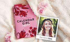 """Ein Jahr voller heißer Begegnungen. Lest Caros Meinung zu """"Calendar Girl"""" von Audrey Carlan in der #BücherWG! #thalia #stories #buchempfehlung"""