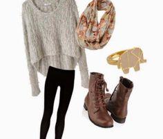 cute teen girl outfit