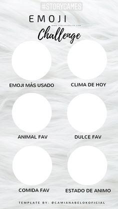 Instagram Story Ideas, Instagram Tips, Instagram Feed, Instagram Challenge, Emoji Challenge, Friend Quiz, Frases Bts, Funny Questions, Insta Posts