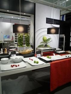 #Emotion by Bauscher: designed for settings that delight all the senses