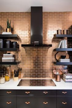 80 Copper Kitchen Accents Ideas Copper Kitchen Kitchen Kitchen Decor